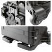 Кейс Pelican 1610M Protector Mobility Case с усиленной колесной базой без поропласта черный 016100-0019-110