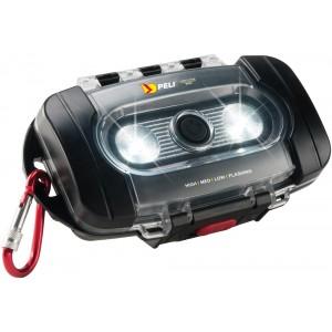 Кейс со встроенным фонарем Pelican 9000 Light Case черный 090000-0100-110E