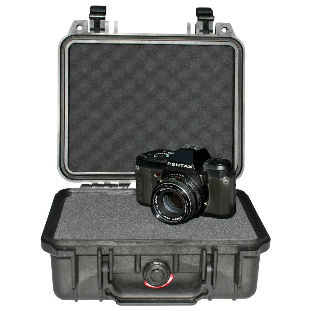 Pelican 1200 Protector Case с поропластом черный 1200-000-110E
