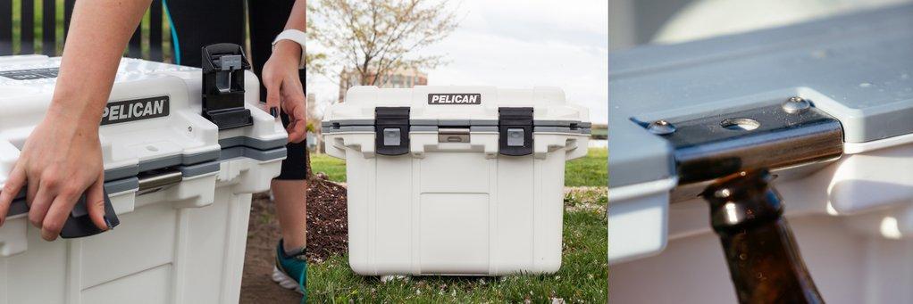 Переносной холодильник Elite Cooler Pelican 30QT