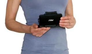 Защитный кейс Pelican 0915 Micro Memory SD Card Case  для карт памяти 0910-015-110E