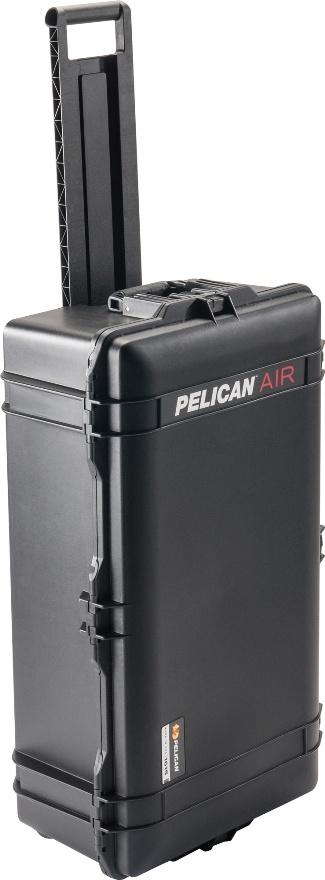 Кейс Pelican Air 1615 без поропласта - желтый