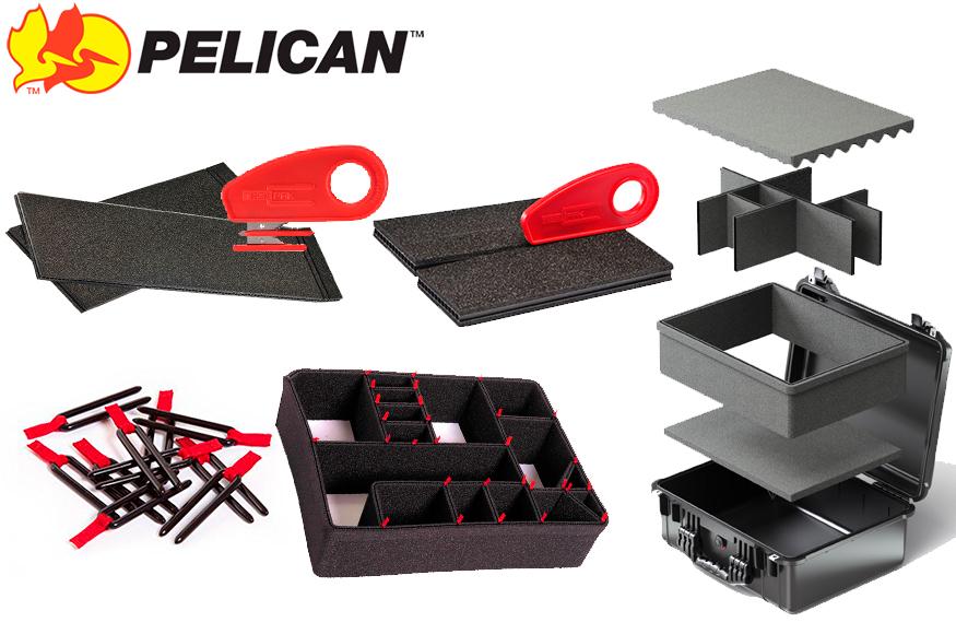 Комплект разделителей системы TrekPak Pelican