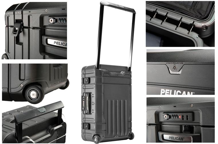 Защитный чемодан Pelican Elite Carry-On Luggage
